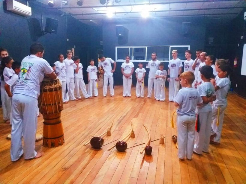 capoeira navegantes