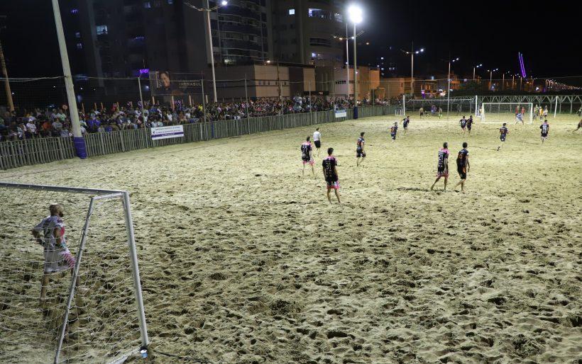Futebol Areia 2020 por Eder Nascimento