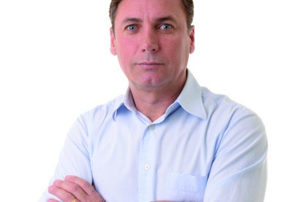 Lino pré candidato a prefeito por Navegantes