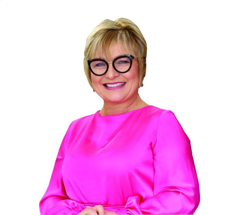 Maria Flor pré-candidata a vereadora por Navegantes