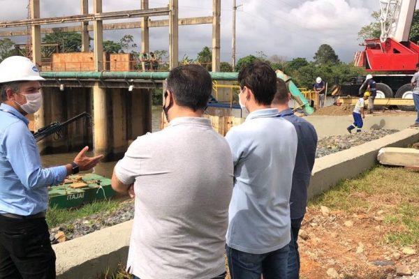 Município declara situação de emergência devido salinização na água fornecida pelo SEMASA