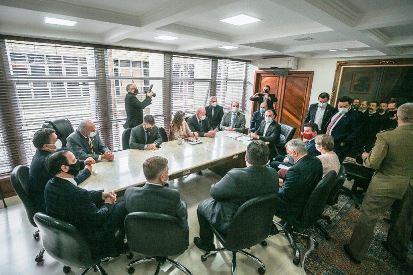 governador pede derrubada veto