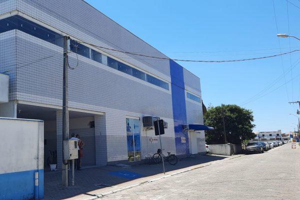 hospital de Navegantes frente nova