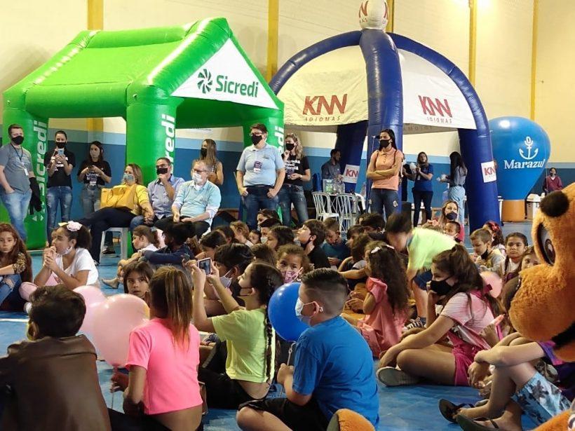 Dia das Crianças prefeitura e CDL